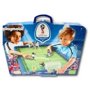 Playmobil Russia FIFA World Cup Soccer Play Set 18